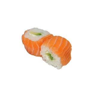 ROLL SALMON FROMAGE AVOCAT 6pcs