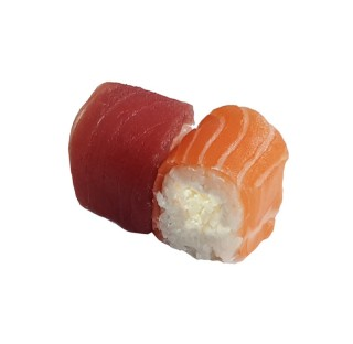 ROLL SALMON FROMAGE MIXTE 6pcs