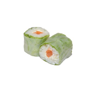 SPRING ROLL SAUMON FROMAGE 6pcs